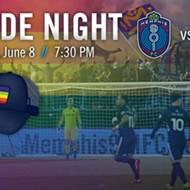 Memphis 901 FC Hosts Pride Night