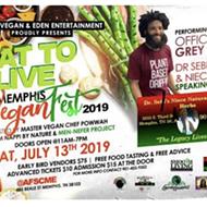 Eat to Live Vegan Fest Memphis