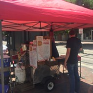 The Downtown Hot Dog Stand is Back