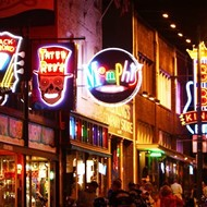 Memphis Tourism Broke Records Last Year