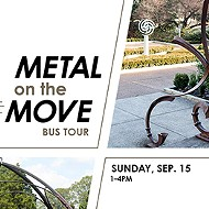 Metal on the Move Bus Tour