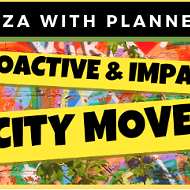 Pizza with Planners: A Proactive and Impactful Clean City Movement