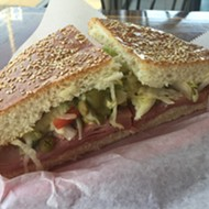 Best Bets: Muffuletta at Yang's Deli
