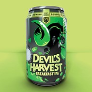 The Devil's Harvest Breakfast IPA