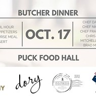 Butcher Collaboration Dinner