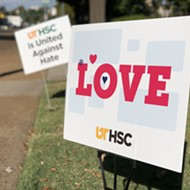 UTHSC Presses Against Hate, Punches Up Security