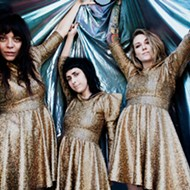 Not Hanging Back: Atlanta Trio The Coathangers Returns!