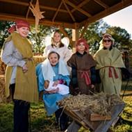 Interactive Nativity Scene