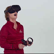 TECH: St. Jude Shares Patients' Stories Using Virtual Reality