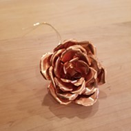 Make Your Own: Copper Rose