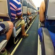 "Economy Class Warfare: The ""Joys"" of Air Travel"