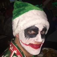 Stumbling Santa, Jingle Bell Ball, Emmanuel Meal