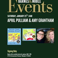 Booksigning by April Pulliam & Amy Grantham