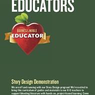 Story Design Workshop: Educator Appreciation Days