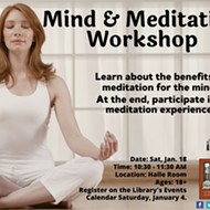 Mind & Meditation Workshop