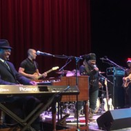 Booker T. Jones' Heartfelt Homecoming at Crosstown Theater