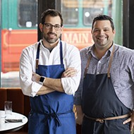 Award-Winning Chefs Ticer and Hudman Talk Bishop, the Fire at Hog & Hominy, and More