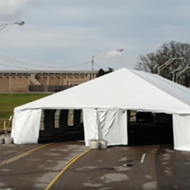City Preparing COVID-19 Drive-Thru Testing Site at Tiger Lane