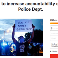 Petition Started for Better Police Accountability