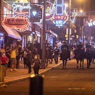 Curfew Lifted in Memphis