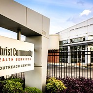 Christ Community Health Services Moves COVID-19 Drive-Through Testing Site