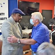 Defrocked Democrat John Deberry Stars at GOP Event