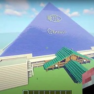 MEMernet: Minecraft Pyramid, 'NIMBY Fear'