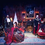 Theatre Memphis Resident and Scenic Designer Hosts Fall- and Halloween-Themed Photo Sessions