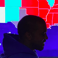 Tennessee Voters Showed Up for Kanye West