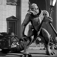 Experience the Special Effects Genius of Ray Harryhausen at the Time Warp Drive-In