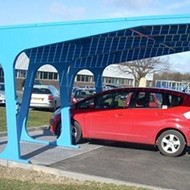 Proposal Would Add 50 Charging Stations for Electric Cars