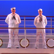 """Anything Goes"" Goes There. Theatre Memphis Tackles Vintage Comedy With Vintage Sensibilities"