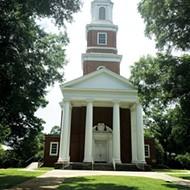 Evergreen Presbyterian Says Goodbye to Sanctuary