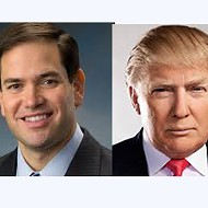 Rubio, Trump Get Some Local Boosting