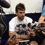An Elvis Dedication for Marc Gasol (and Others)
