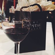 The Generous Pour at Capital Grille