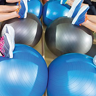 Tips for keeping active this summer.