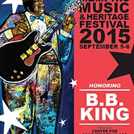 Memphis Music & Heritage Festival in Downtown Memphis