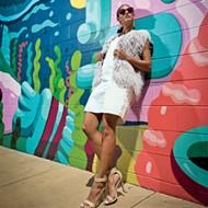 Fall Fashion: Painter's Palette