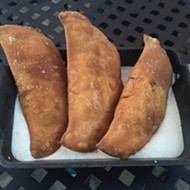 The Second Line's Natchitoches Meat Pies