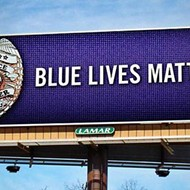 "Memphis Branding Agency Behind ""Blue Lives Matter"" Billboard Message"
