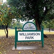 Evergreen Residents Plan Improvements For Williamson Park