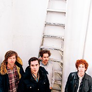 Parquet Courts are Lighting Up Gold