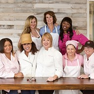 Tuesday: Raise the Roof with Memphis's Female Food Warriors