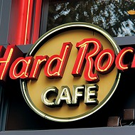 A Hard Rock New Year's Memory