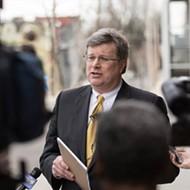 Strickland Sets Sights on Crime, Poverty
