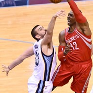 Rockets 107, Grizzlies 91: Five Boring Thoughts