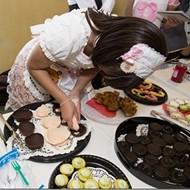 At the OiShii Japan Event