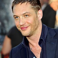Tom Hardy's Lips