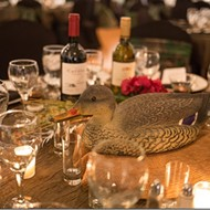 Gone Wild: Opera Memphis' Wild Game Dinner